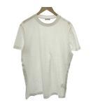 モンクレール MONCLER 20SS Tシャツ カットソー 半袖 MAGLIA T-SHIRS ロゴ L 白 ホワイト /KH