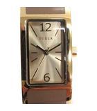 フルラ FURLA 腕時計 バングル クオーツ ゴールド /YO28