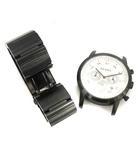 ビームス BEAMS 腕時計 スマートウォッチ セット wenaWN-WB01B wena WN-WC02B-N クオーツ 黒 /YO28