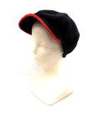 キャピタル kapital 帽子 キャスケット 紺 /SR32