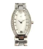 ヨンドシー 4℃ 腕時計 クォーツ ステンレススチール 003041 シルバー色 /YI12