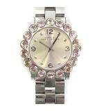 マークバイマークジェイコブス MARC by MARC JACOBS 腕時計 クオーツ シルバー MBM3222 /KH