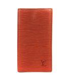 ルイヴィトン LOUIS VUITTON 手帳カバー 手帳ケース レザー エピ アジェンダポッシュ R20523 茶 ケニアブラウン /YI14