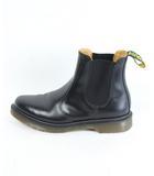 ドクターマーチン DR.MARTENS ブーツ チェルシー サイドゴア レザー 10297 黒 ブラック 25.5 /DE24