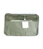 ラシット RUSSET ブリーフケース バッグ クラッチ ナイロン 緑 カーキ /DE22