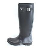 ハンター HUNTER ブーツ レイン 長靴 Original Tall Classic ロング 黒 ブラック 22 /DE24