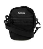 シュプリーム SUPREME 17SS バッグ ショルダー ミニ 黒 /YI21