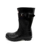 ハンター HUNTER ブーツ レイン 長靴 ミドル 3 黒 ブラック /SR12