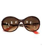 オリバーピープルズ OLIVER PEOPLES サングラス グラデーション オリバーピープルズ Audra 55□18 茶色 ブラウン ピンク /SR34