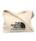 ザノースフェイス THE NORTH FACE バッグ ショルダー ミュゼットバッグ キャンバス ロゴ 白 /YI38