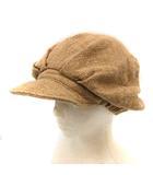 カシラ CA4LA 帽子 キャスケット ベージュ /YO3