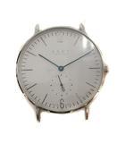 ノット KNOTT トゥモローランド 腕時計 クォーツ シルバー色 CS-36SVWH1 /YO25