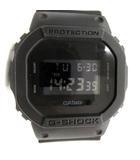 ジーショック G-SHOCK 腕時計 クォーツ デジタル Solid Colorsソリッドカラーズ 黒 DW-5600BB /YI29