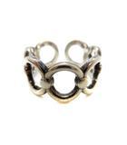 フィリップオーディベール PHILIPPE AUDIBERT 指輪 リング サークル 12号 シルバー色 /YI5