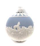 ウェッジウッド WEDGWOOD ホリデイ クリスマス オーナメント クリスマス 青 白 /YI31