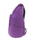 ヘルシーバックバッグ HEALTHY BACK BAG バッグ ショルダー ボディ ナイロン 紫 /YI34