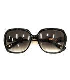 マークジェイコブス MARC JACOBS サングラス 眼鏡 スクエア リボン 55□18 135 茶 MJ281 086JS /YI18