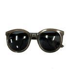 A.D.S.R. エーディーエスアール Millie13 サングラス 眼鏡 オーバル プラスチック グレー /YI47
