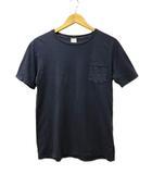 レッドシーム RED SEAM URBAN RESEARCH Tシャツ プルオーバー クルーネック 半袖 M 紺 ネイビー
