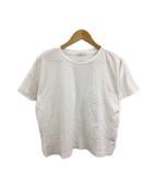 ジャーナルスタンダード JOURNAL STANDARD Tシャツ クルーネック 無地 半袖 白 ホワイト