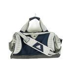 アディダス adidas ボストンバッグ 2way ナイロン スポーツ トラベル 紺 グレー