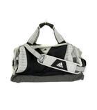 アディダス adidas ボストンバッグ 2way ナイロン スポーツ トラベル 黒 グレー