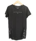 プーマ PUMA Tシャツ NIGHTCAT ILLUMINATE ランニング 514409 L 黒
