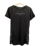 プーマ PUMA Tシャツ NIGHTCAT ILLUMINATE ランニング 514409 M 黒