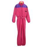 モンクレール MONCLER スキーウェア ジャンプスーツ つなぎ ダウン 国内正規 ピンク