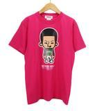 楽天イーグルス TOHOKU GREEN 嶋 panson Tシャツ 半袖 S ピンク