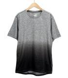 プーマ PUMA Tシャツ REBEL RUN SS DRY CELL ランニング M グレー 黒 ブラック