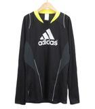 アディダス adidas BASIC トレーニングジャージー L/S LIMITED CLIMACOOL O 国内正規 黒 ブラック