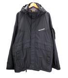 サロモン Salomon ジャケット ナイロン 中綿 スノボ スノーボード スキー L 黒 ブラック 紺 ネイビー