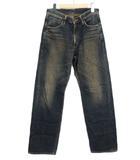 エドウィン EDWIN 505 パンツ ジーンズ デニム ストレート 31 青 ブルー