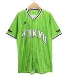マジェスティック MAJESTIC 東京ヤクルトスワローズ ユニフォーム プリント F 緑 グリーン