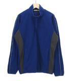 ミズノ MIZUNO グローバルエリート ストレッチフリースジャケット 12JE6K91 M 青 ブルー
