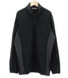 ミズノ MIZUNO グローバルエリート ストレッチフリースジャケット 12JE6K91 O 黒 ブラック