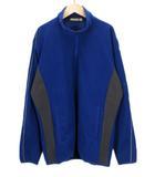ミズノ MIZUNO グローバルエリート ストレッチフリースジャケット 12JE6K91 O 青 ブルー