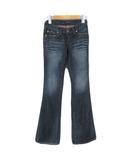 リーバイス Levi's Perfect Body パンツ ジーンズ デニム ブーツカット フレア 26 青 ブルー