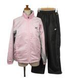 ヨネックス YONEX ヒートカプセル 裏地付きウィンドウォーマーシャツ ジャケット パンツ SS ピンク 黒 ブラック