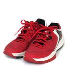 アディダス adidas C75542 D ROSE ENGLEWOOD デリック ローズ イングルウッド3 スニーカー バスケットボール 26.5 赤 レッド