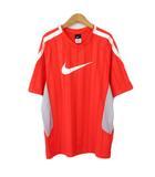 ナイキ NIKE ELITE COMP トレーニングトップ5 サッカー プラクティスシャツ XL 国内正規 オレンジ