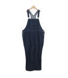 ディッキーズ Dickies 大きいサイズ パンツ オーバーオール デニム 青 ブルー