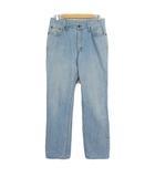 エドウィン EDWIN 404 INTERNATIONAL BASIC パンツ ジーンズ デニム ストレート 34 青 ブルー
