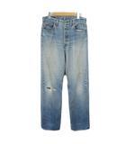 リーバイス Levi's 93年製 501xx パンツ ジーンズ デニム ボタンフライ 35 青 ブルー