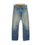 リー LEE 4101 パンツ ジーンズ デニム ボタンフライ 32 青 ブルー