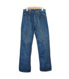 エドウィン EDWIN 1057 ビンテージ パンツ ジーンズ デニム ストレート 30 青 ブルー