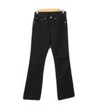 リーバイス Levi's パンツ ジーンズ デニム ブーツカット 29 黒 ブラック
