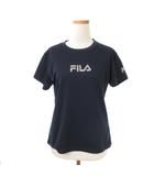 フィラ FILA カットソー 半袖 ウェア L 紺 ネイビー ☆K☆ /yy0213