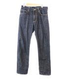ラングラー WRANGLER パンツ デニム ジーンズ ジップフライ 29 青 紺 ブルー ネイビー /TH21